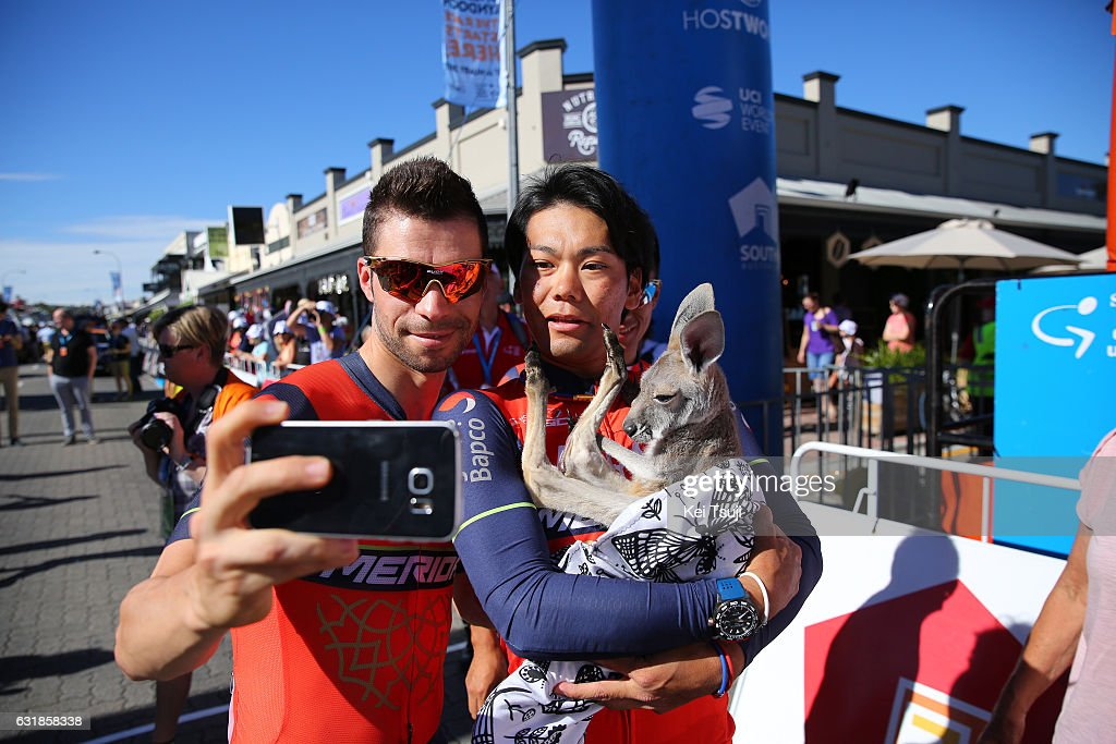 Cycling: 19th Santos Tour Down Under 2017/ Stage 1 - Men : ニュース写真