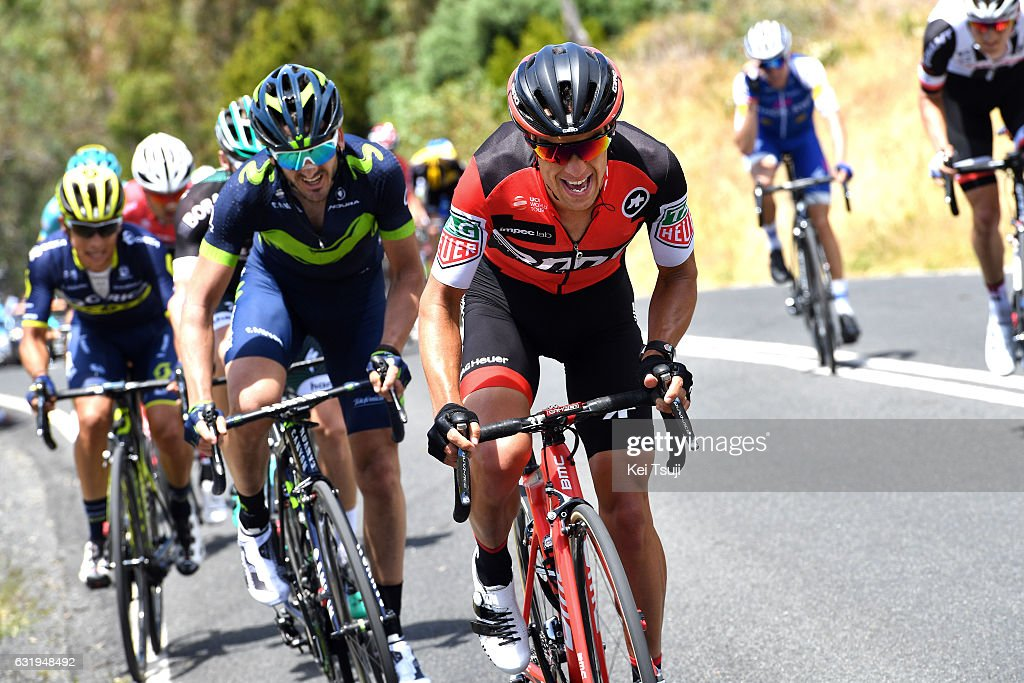 Cycling: 19th Santos Tour Down Under 2017/ Stage 2 - Men : News Photo