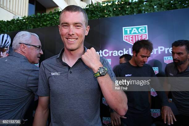19th Santos Tour Down Under 2017/ Stage 4 Men Rohan DENNIS / BMC Racing Team TAG Heuer / TAG Heuer Watch / Presentation / Norwood Campbelltown / Bupa...