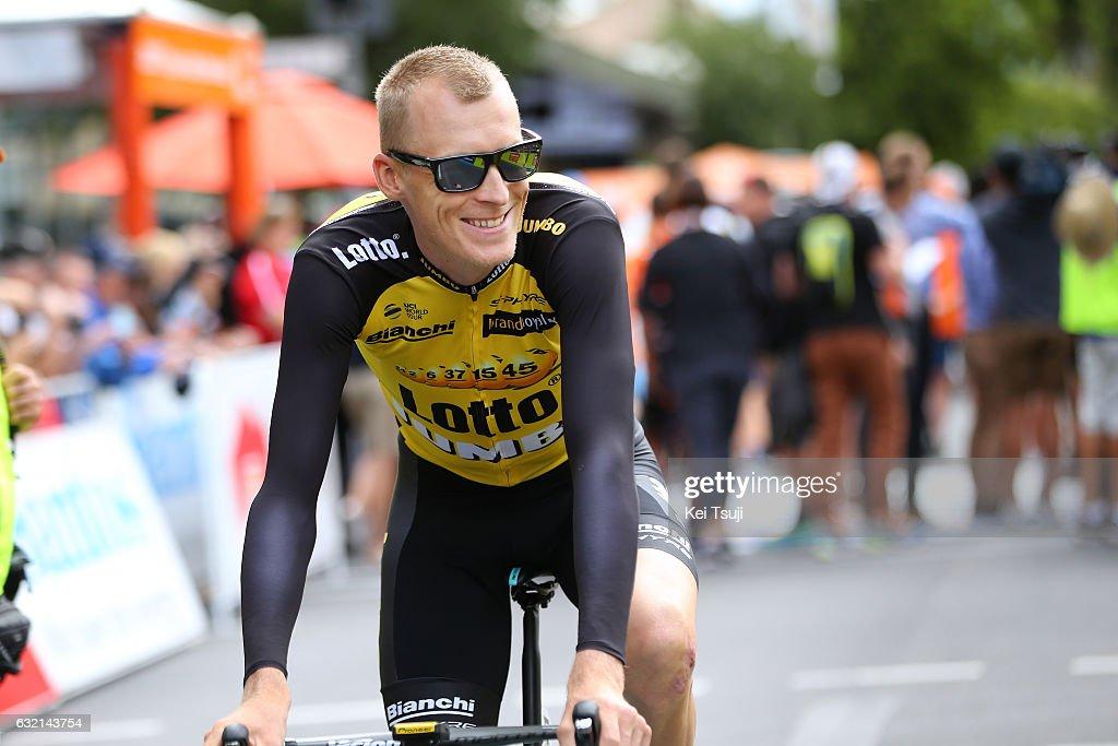 Cycling: 19th Santos Tour Down Under 2017/ Stage 4 - Men : ニュース写真