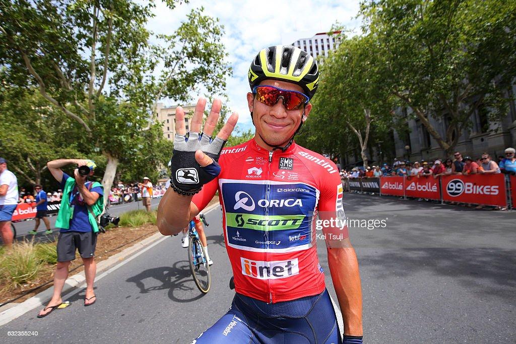Cycling: 19th Santos Tour Down Under 2017/ Stage 6 - Men : ニュース写真