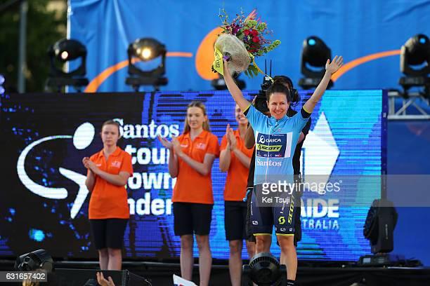 19th Santos Tour Down Under 2017 / Teams Presentation Amanda SPRATT / Victoria Square Tarntanyangga / Teams Presentation / TDU / ©Tim De WaeleKT/Tim...