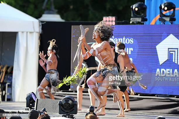 19th Santos Tour Down Under 2017 / Teams Presentation Victoria Square Tarntanyangga / Teams Presentation / TDU / ©Tim De WaeleKT/Tim De Waele/Corbis...