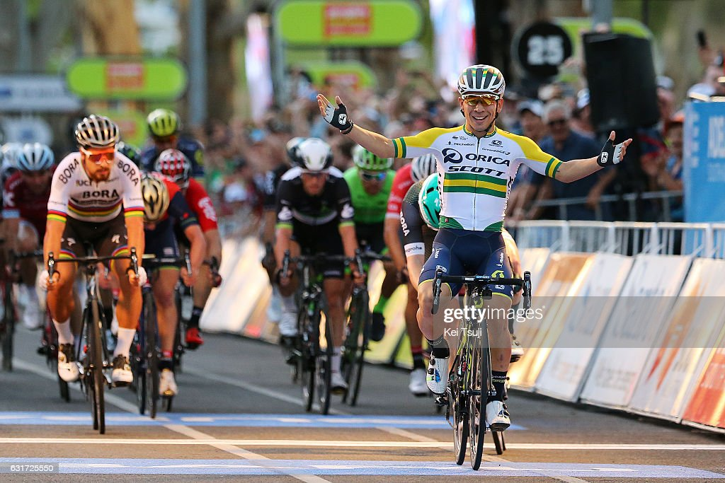 Cycling: 19th Santos Tour Down Under - People's Choice Classic 2017 : News Photo