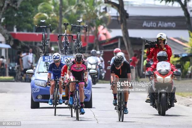 1st Colombia Oro y Paz 2018 / Stage 1 Jetse Bol / Jonathan Clarke / Diego Fernando Cano Malaver / Jose Rodolfo Serpa Perez / Palmira Palmira /