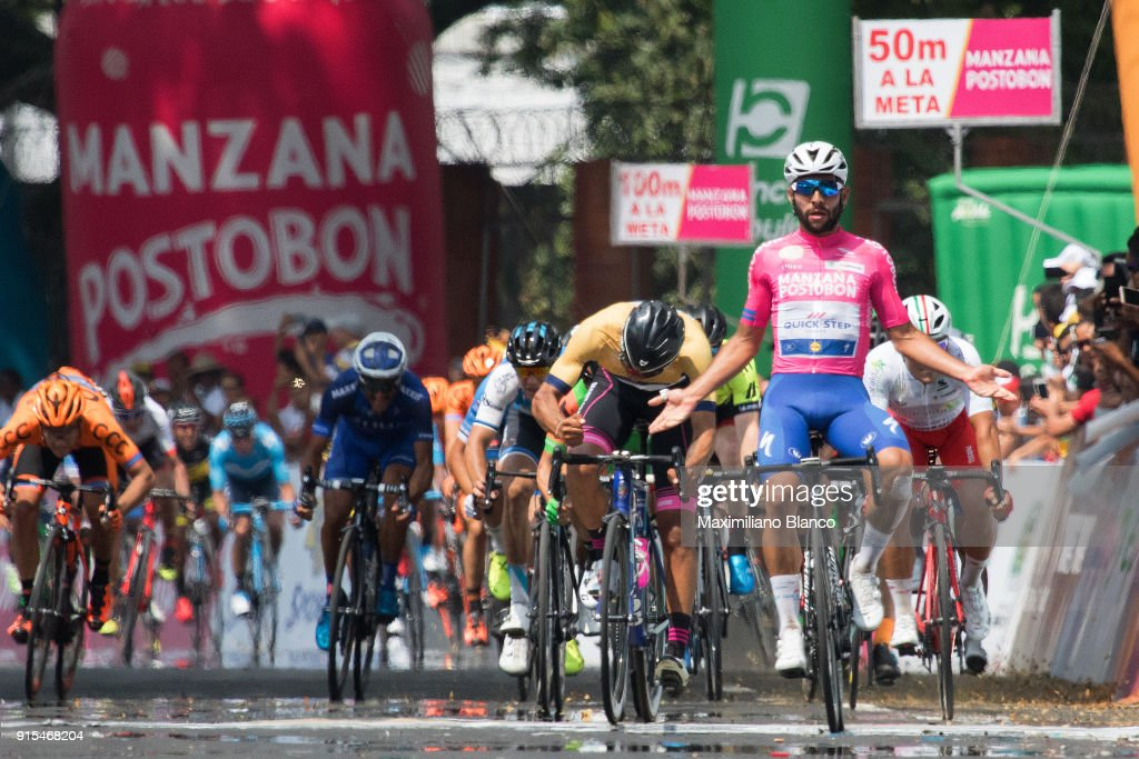 Cycling: 1st Colombia Oro y Paz 2018 / Stage 2 : ニュース写真