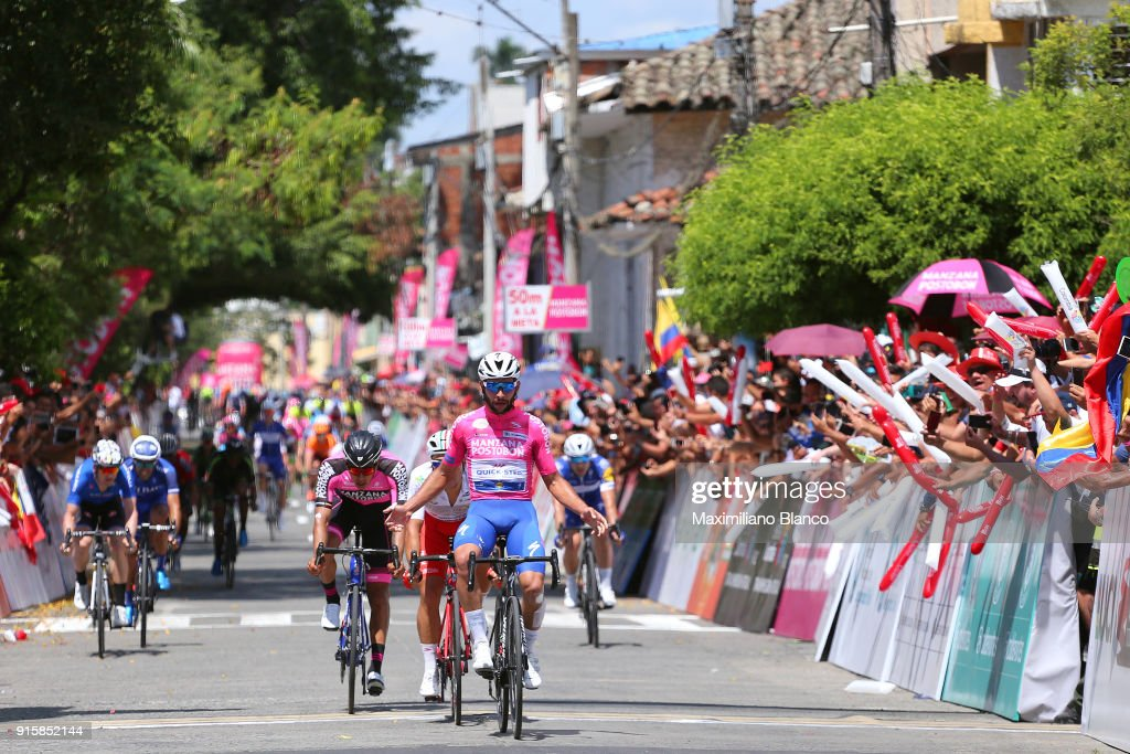 Cycling: 1st Colombia Oro y Paz 2018 / Stage 3 : ニュース写真