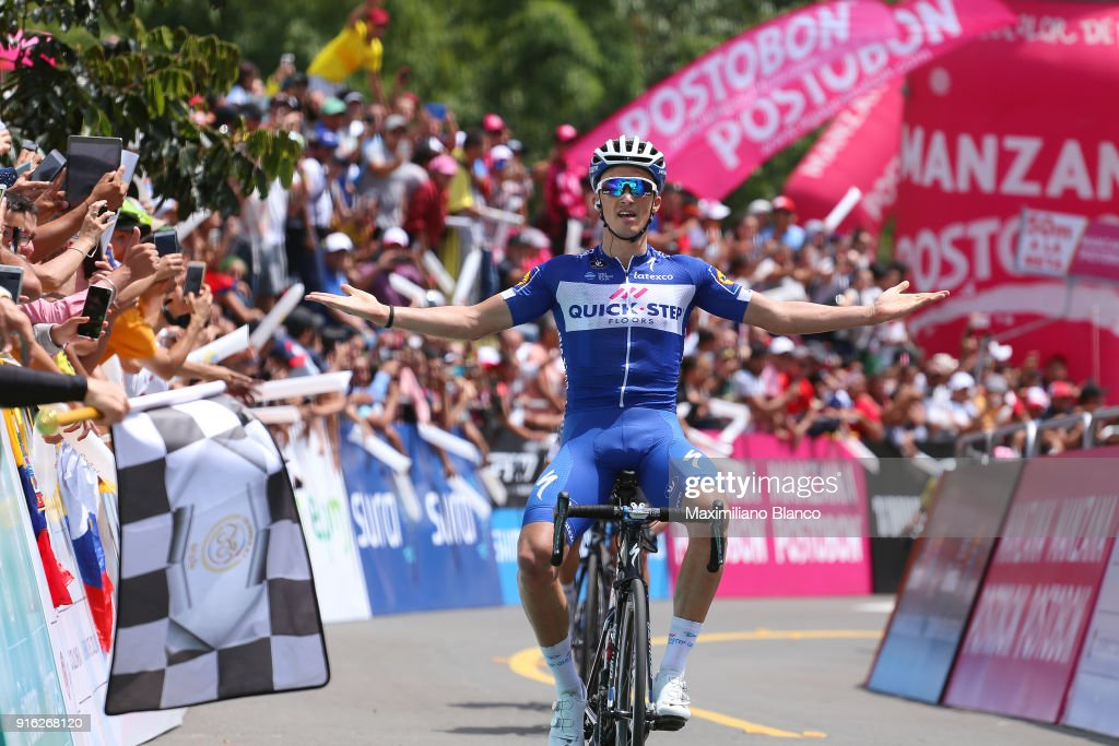 Cycling: 1st Colombia Oro y Paz 2018 / Stage 4 : ニュース写真