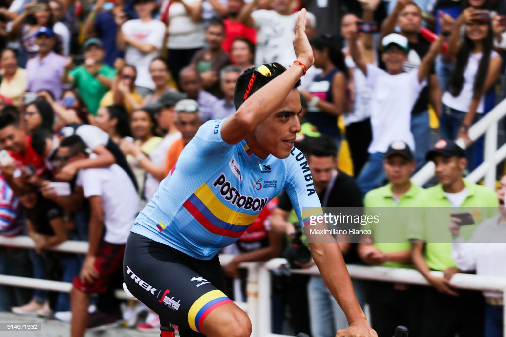 Cycling: 1st Colombia Oro y Paz 2018 / Team Presentation : ニュース写真