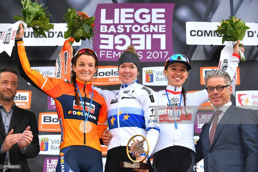 Cycling: 1st Liege-Bastogne-Liege 2017 / Women : News Photo
