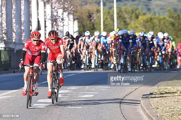 1st Tour de la Provence 2016 / Stage 2 SILIN Egor / BAGOT Yoann / Miramas-Istres / Etape Rit/ Tim De Waele