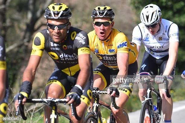 1St Tour De La Provence 2016 Stage 3Voeckler Thomas Yellow Leaders Jersey La CiotatMarseille / Etape Rit/ Tim De Waele