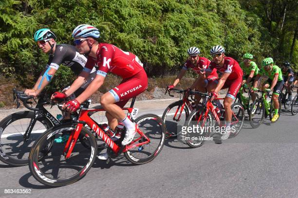 1st Tour of Guangxi 2017 / Stage 2 Marco MATHIS / Rick ZABEL / Marco HALLER / Qinzhou Nanning 132m / Gree Tour of Guangxi / TOG /