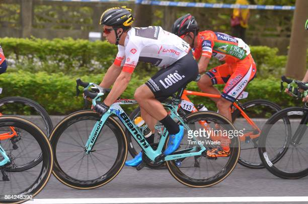 1st Tour of Guangxi 2017 / Stage 3 Dylan GROENEWEGEN White Best Young Rider Jersey / Nanning Nanning / Gree Tour of Guangxi / TOG /