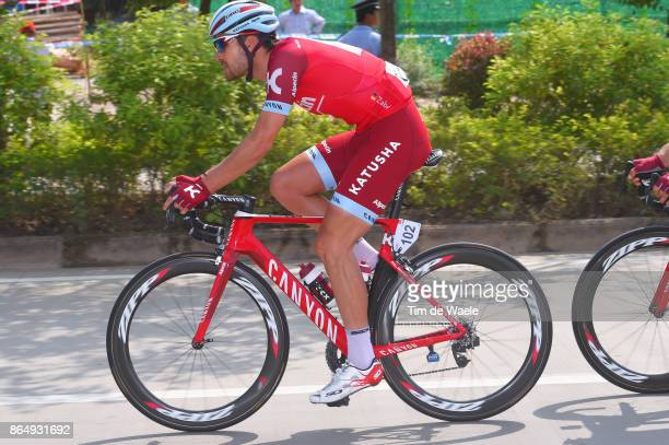 1st Tour of Guangxi 2017 / Stage 4 Rick ZABEL / Nanning Mashan Nongla Scenic Area 472m / Gree Tour of Guangxi / TOG /