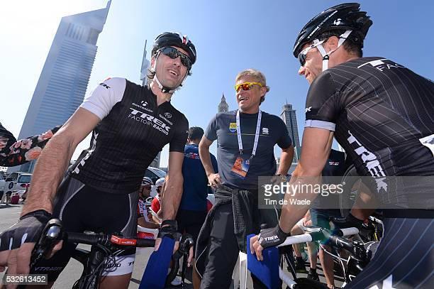 1th Tour of Dubai 2014 / Stage 3 Oleg TINKOFF Team Owner Team Tinkoff Saxo / CANCELLARA Fabian / HONDO Danilo / Dubai Hatta / The Nature Stage /...