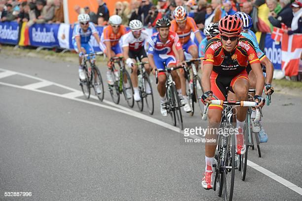 Road World Championships / Elite Men Alberto CONTADOR / Maastricht - Valkenburg / Hommes Mannen / Championat du Monde Route Wereldkampioenschap Weg /...