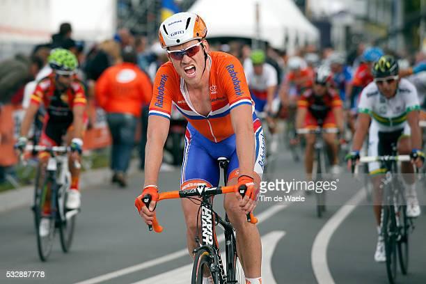Road World Championships / Elite Men Arrival / Lars BOOM / Maastricht - Valkenburg / Hommes Mannen / Championat du Monde Route Wereldkampioenschap...