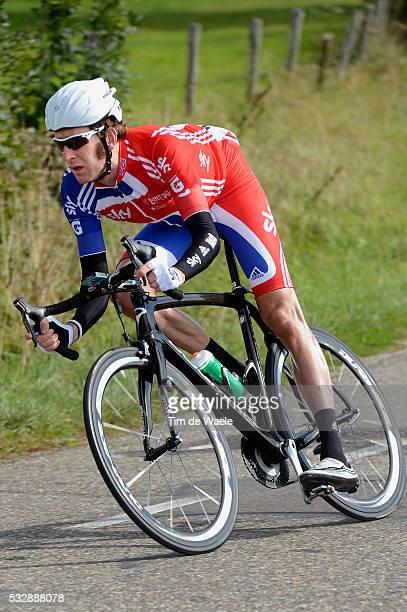 Road World Championships / Elite Men Bradley WIGGINS / Maastricht - Valkenburg / Hommes Mannen / Championat du Monde Route Wereldkampioenschap Weg /...