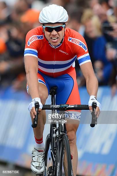 Road World Championships / Elite Men Edvald BOASSON HAGEN / Maastricht - Valkenburg / Hommes Mannen / Championat du Monde Route Wereldkampioenschap...