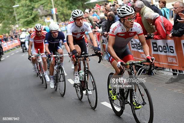 Road World Championships / Elite Men Fumiyuki BEPPU / Maastricht - Valkenburg / Hommes Mannen / Championat du Monde Route Wereldkampioenschap Weg /...
