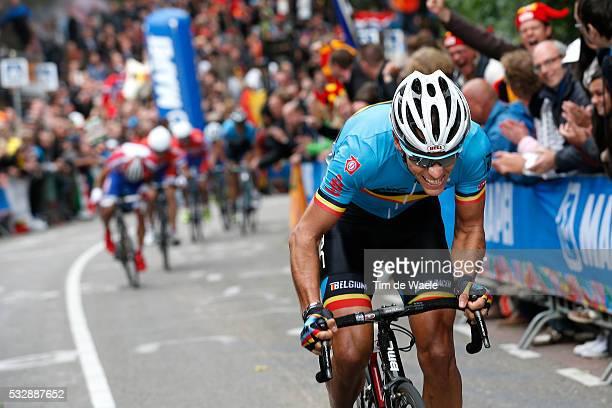Road World Championships / Elite Men Philippe GILBERT CAUBERG / Maastricht - Valkenburg / Hommes Mannen / Championat du Monde Route...
