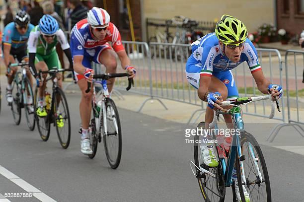 Road World Championships / Elite Men Vincenzo NIBALI / Maastricht - Valkenburg / Hommes Mannen / Championat du Monde Route Wereldkampioenschap Weg /...