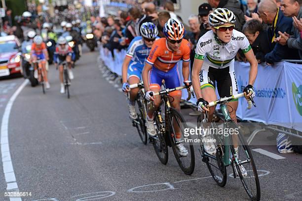 Road World Championships / Elite Women Rachel NEYLAN / Marianne VOS / Elisa LONGO BORGHINI / Valkenburg - Valkenburg / Hommes Mannen / Championat du...