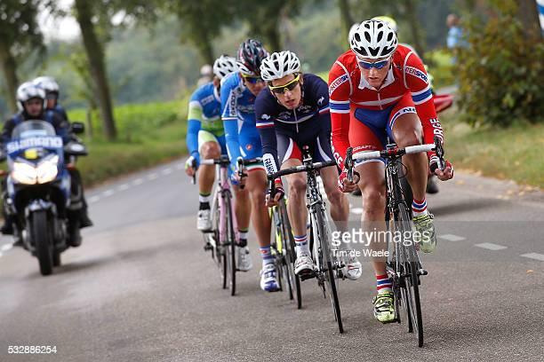 Road World Championships / Men Under -23 Norway / Valkenburg - Valkenburg / Hommes Mannen / Championat du Monde Route Wereldkampioenschap Weg / WC WK...