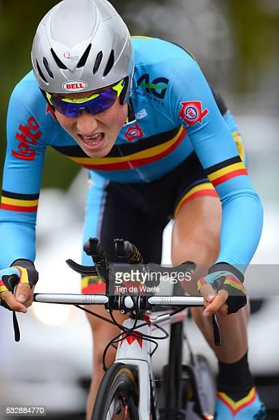 Road World Championships / TT Men -23 Kevin DE JONGHE / Landgraaf - Valkenburg / Time Trial Contre La Montre Tijdrit Hommes Mannen / Championat du...