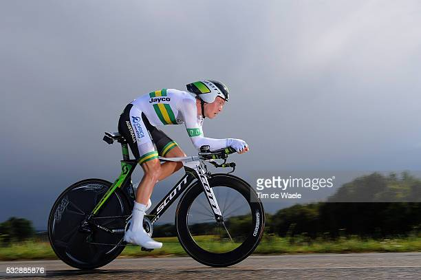 Road World Championships / TT Men Elite Cameron MEYER / Heerlen - Valkenburg / Time Trial Men / Contre la Montre Hommes Tijdrit Mannen / Championat...