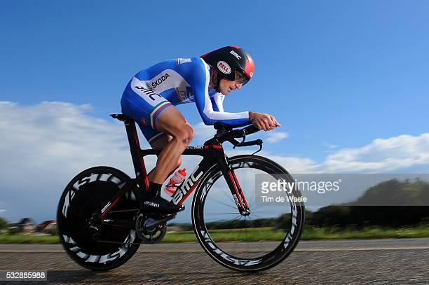 Road World Championships / TT Men Elite Marco PINOTTI / Heerlen - Valkenburg / Time Trial Men / Contre la Montre Hommes Tijdrit Mannen / Championat...