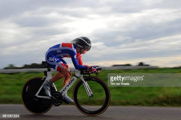 Road World Championships, Tt Women Elite Amber Neben / Eijsden - Valkenburg / Time Trial Women, Contre La Montre Femmes Tijdrit Vrouwen, Championat...