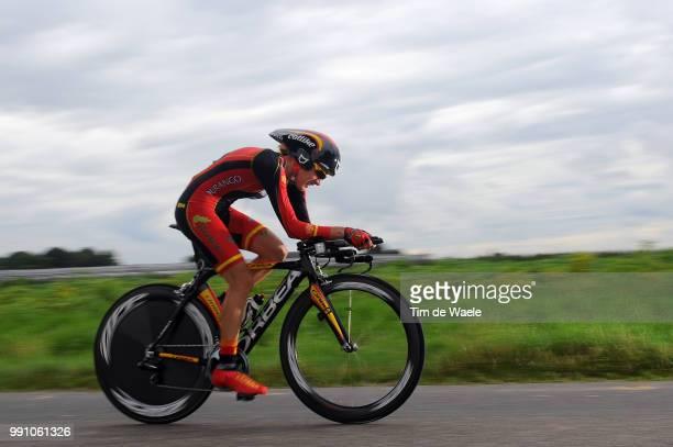 Road World Championships, Tt Women Elite Anna Sanchis Chafer / Eijsden - Valkenburg / Time Trial Women, Contre La Montre Femmes Tijdrit Vrouwen,...