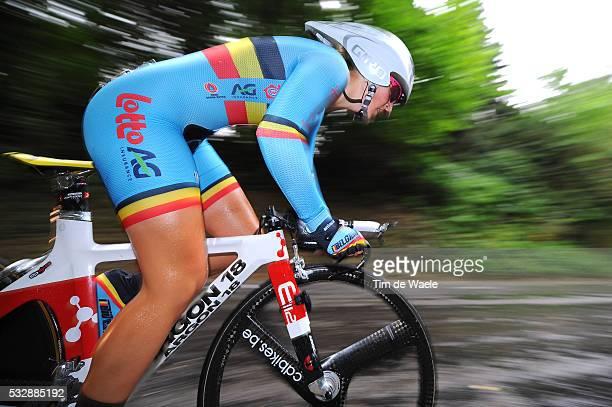 Road World Championships / TT Women Junoirs Dana LODEWYKS / Eijsden - Valkenburg / Time Trial Women / Contre la Montre Femmes Tijdrit / Vrouwen /...
