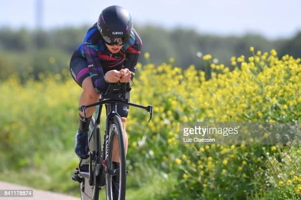 20th Boels Rental Ladies Tour / Stage 3 Alexis RYAN / Roosendaal Roosendaal / Individual Time Trial / ITT / Women / BRL /