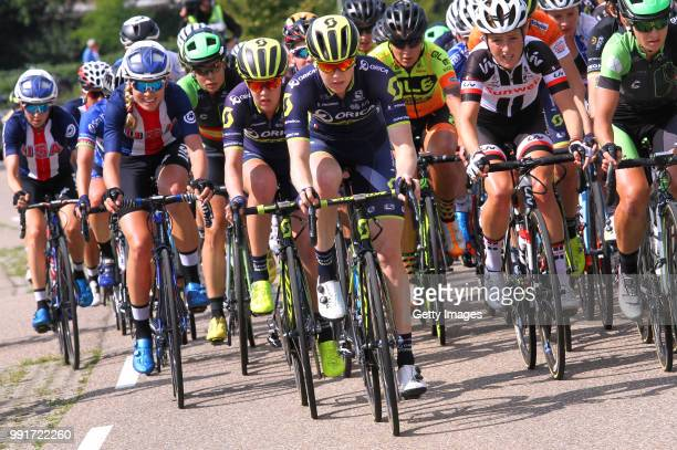 20Th Boels Rental Ladies Tour Stage 5Jessica Allen / Sarah Roy / Floortje Mackaij /Stramproy Vaals Women Brl