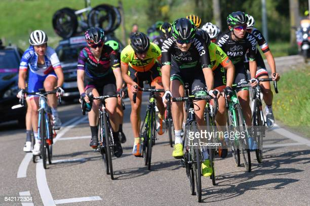 20th Boels Rental Ladies Tour / Stage 6 Alexis RYAN / Lauren KITCHEN / Katarzyna NIEWIADOMA / Sittard Sittard / Women / BRL /
