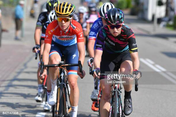 20th Boels Rental Ladies Tour / Stage 6 Christine MAJERUS / Alexis RYAN / Sittard Sittard / Women / BRL /
