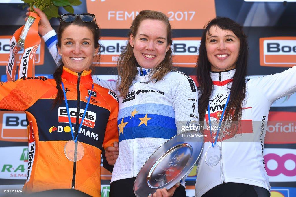 Cycling: 20th La Fleche Wallonne 2017 / Women : ニュース写真