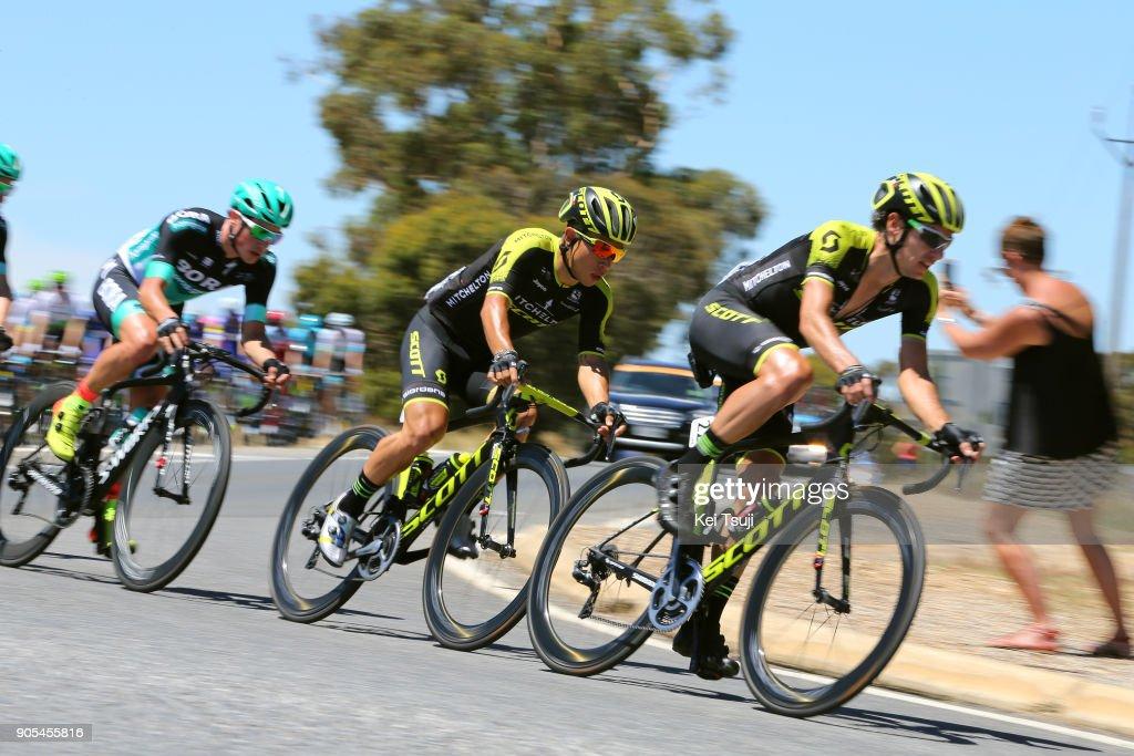20th Santos Tour Down Under 2018 / Stage 1 Caleb EWAN (AUS)/ Port Adelaide - Lyndoch (145km) / Men / TDU /