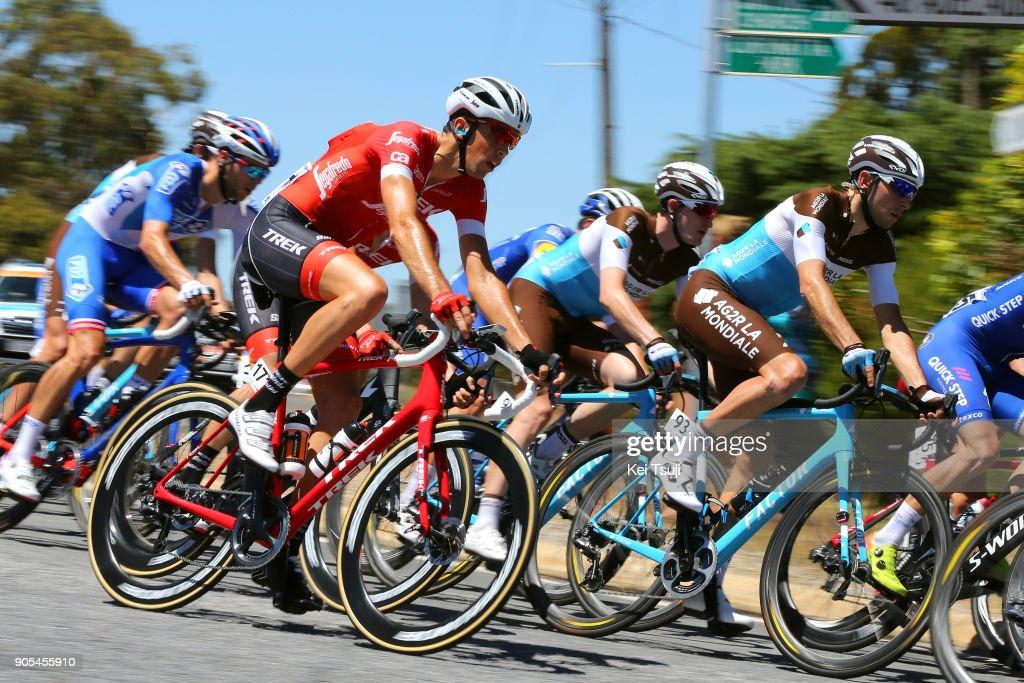 20th Santos Tour Down Under 2018 / Stage 1 Laurent DIDIER (LUX)/ Matteo MONTAGUTI (ITA)/ Port Adelaide - Lyndoch (145km) / Men / TDU /