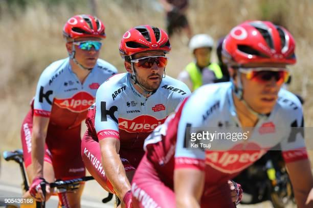 20th Santos Tour Down Under 2018 / Stage 1 Nathan HAAS / Port Adelaide Lyndoch / Men / TDU /