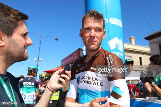 20th Santos Tour Down Under 2018 / Stage 1 Start / Stijn VANDENBERGH / Port Adelaide - Lyndoch / Men / TDU /