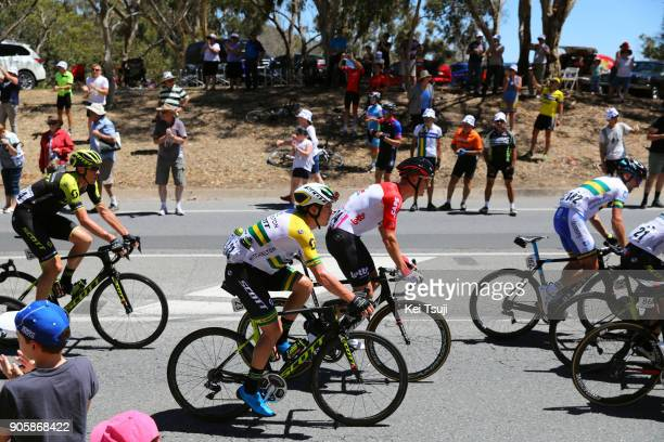 20th Santos Tour Down Under 2018 / Stage 2 Alexander EDMONDSON / King William Road Unley Mount Barker Road Stirling 400m / Men / TDU /