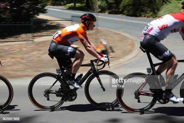 20th Santos Tour Down Under 2018 / Stage 2 Andre GREIPEL Orange Leader Jersey / King William Road Unley Mount Barker Road Stirling 400m / Men / TDU /