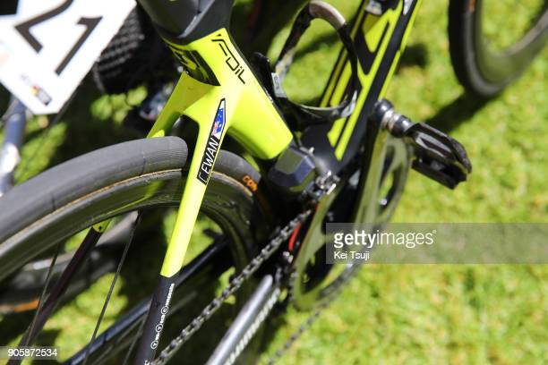20th Santos Tour Down Under 2018 / Stage 2 Arrival / Caleb EWAN / Team MitcheltonScott / Scott Bike / King William Road Unley Mount Barker Road...
