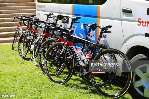 20th Santos Tour Down Under 2018 / Stage 2 Arrival / Team Sunweb / Giant Bike / King William Road Unley Mount Barker Road Stirling 400m / Men / TDU /