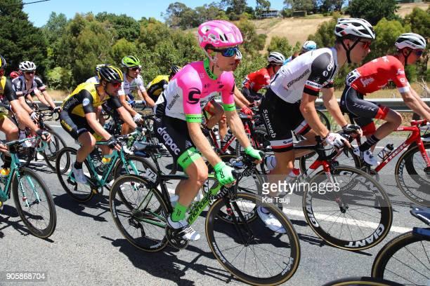 20th Santos Tour Down Under 2018 / Stage 2 Brendan CANTY / King William Road Unley Mount Barker Road Stirling 400m / Men / TDU /
