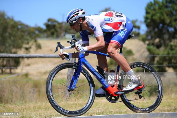 20th Santos Tour Down Under 2018 / Stage 2 Davide CIMOLAI / King William Road Unley Mount Barker Road Stirling 400m / Men / TDU /